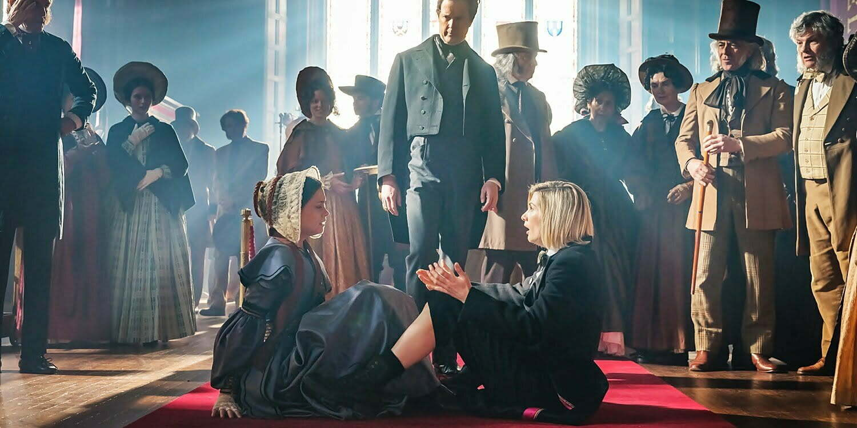 Trzynasta Doktor i Ada Lovelace w Spyfall