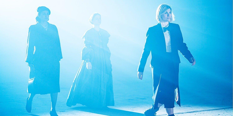 Trzynasta Doktor, Ada Lovelace i Noor Inayat Khan w Spyfall