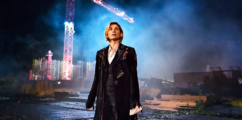 Jodie Whittaker jako Trzynasta Doktor, The Women Who Fell to Earth
