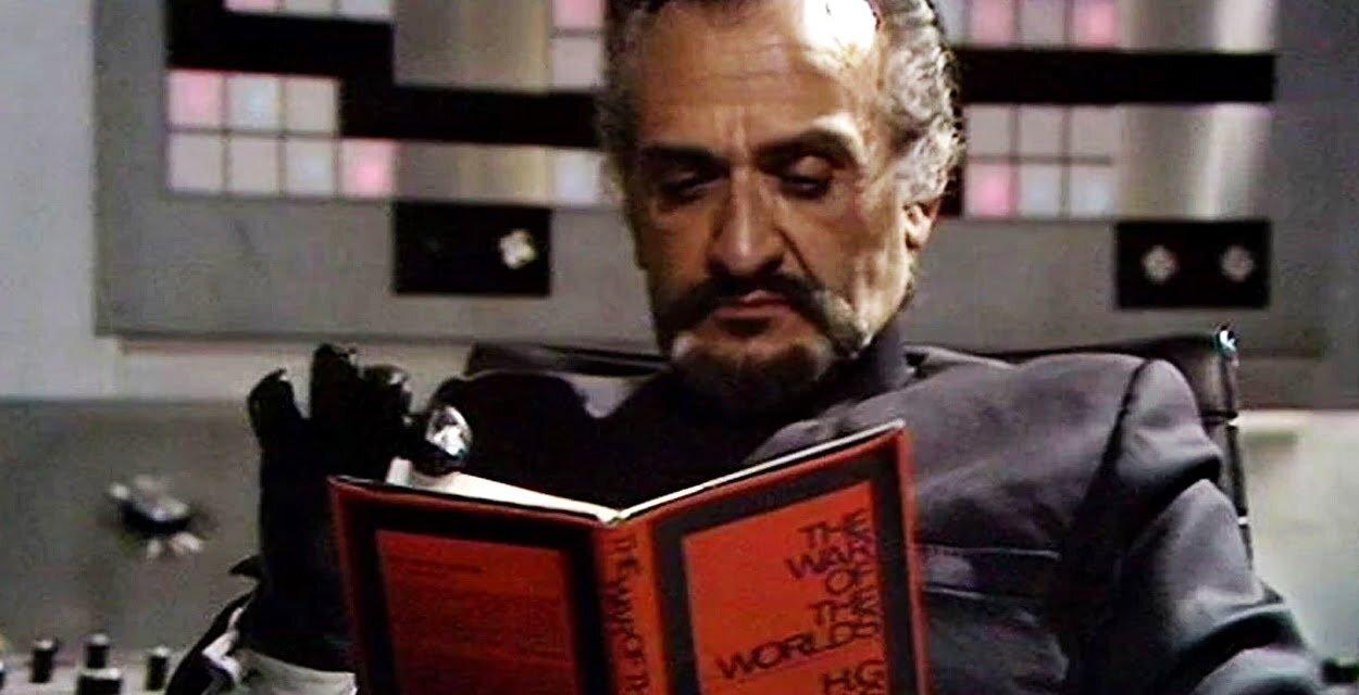Roger Delgado, Mistrz za czasów Trzeciego Doktora