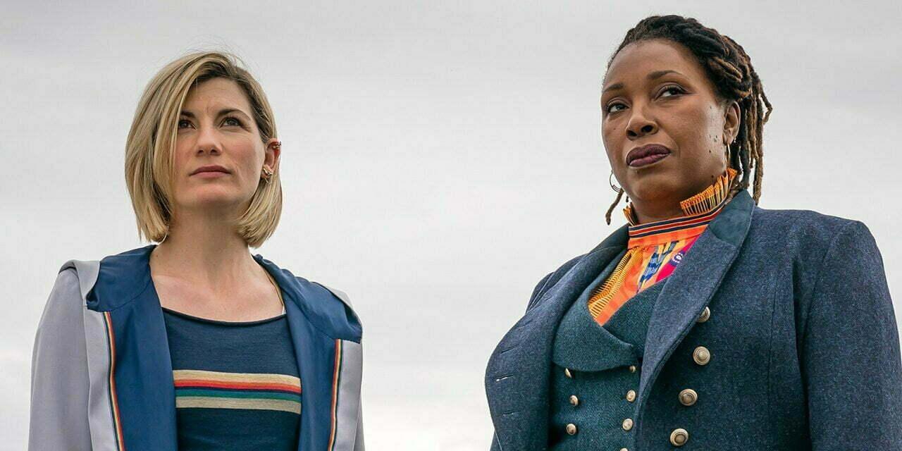 Trzynasta Doktor i Doktor Ruth, Fugitive of the Judoon.