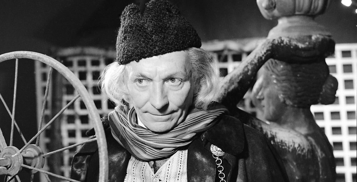 Pierwszy Doktor (William Hartnell)