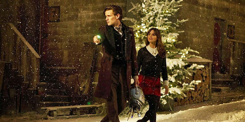Jedenasty i Clara w miasteczku Christmas
