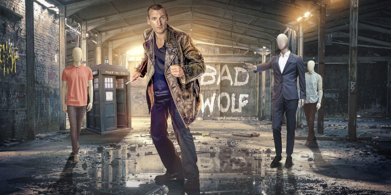 Christopher Eccleston, Dziewiąty Doktor