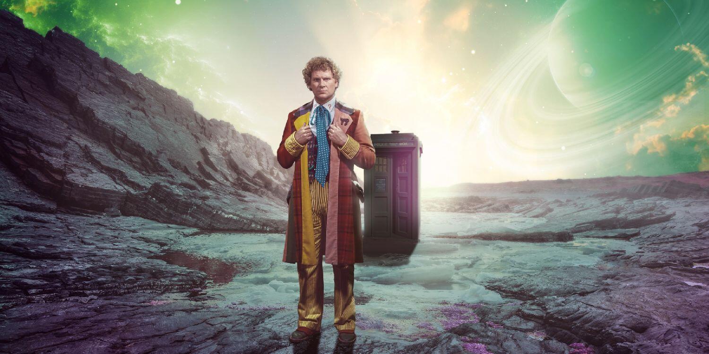 Colin Baker, Szósty Doktor
