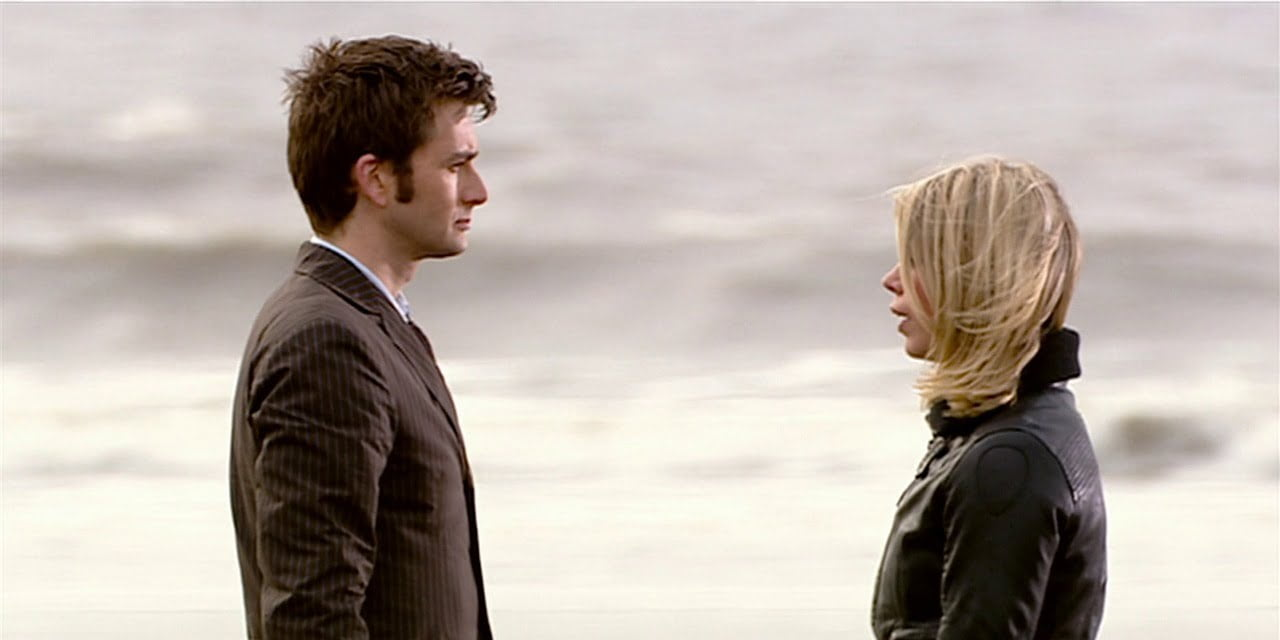Dziesiąty Doktor, Rose, Bad Wolf Bay