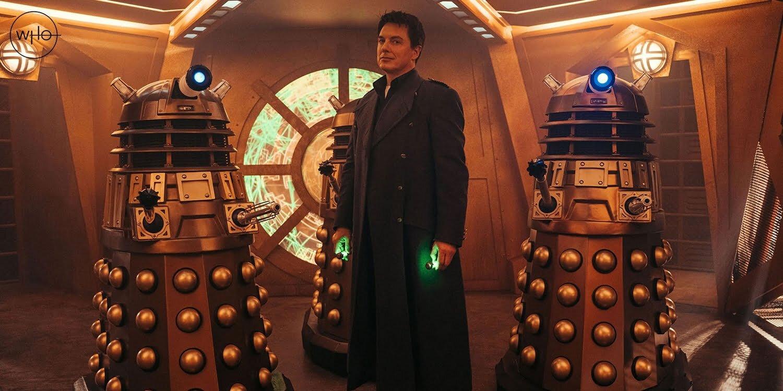 Jack Harkness i Dalekowie, Revolution of the Daleks