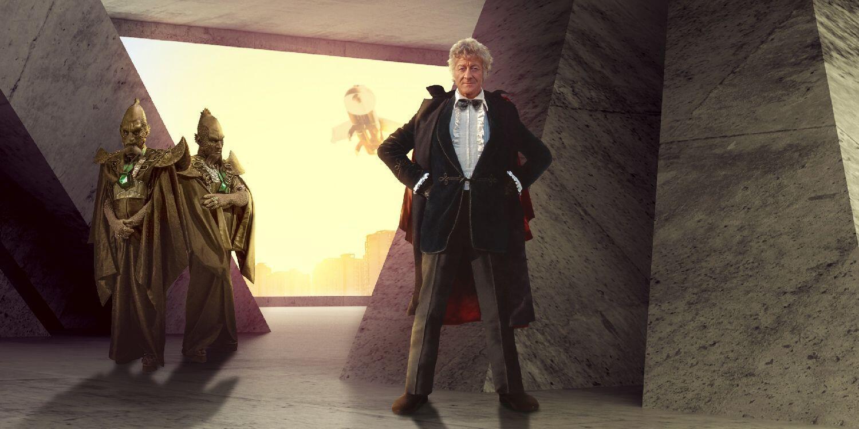 Jon Pertwee, Trzeci Doktor