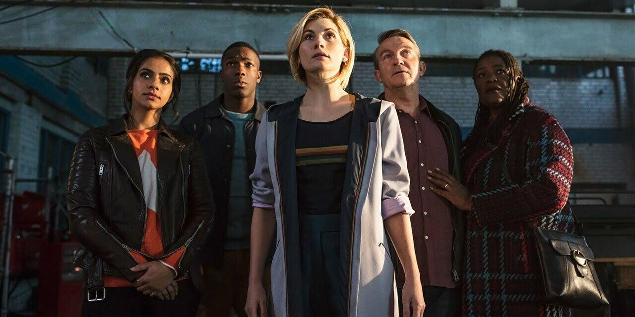 Trzynasta Doktor, Ryan, Yaz, Grace i Graham, The Women Who Fell To Earth