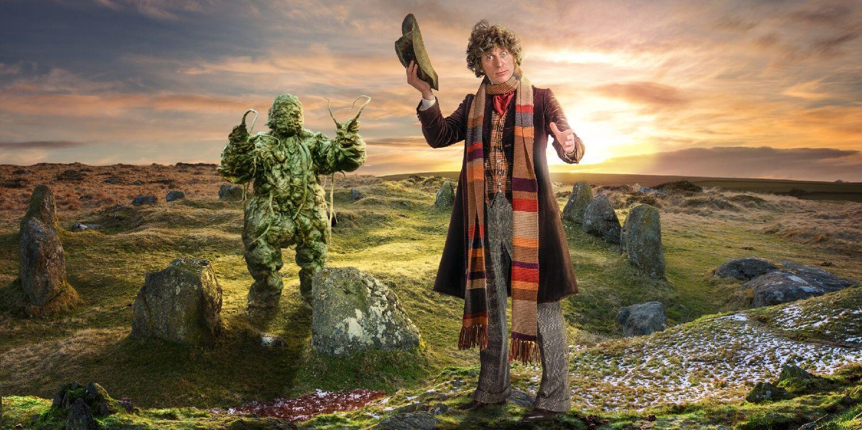 Tom Baker, Czwarty Doktor