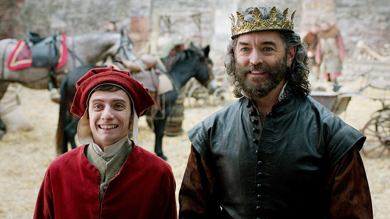 Galavant - fantastyczny musical. Bohaterowie. Wholesome seriale