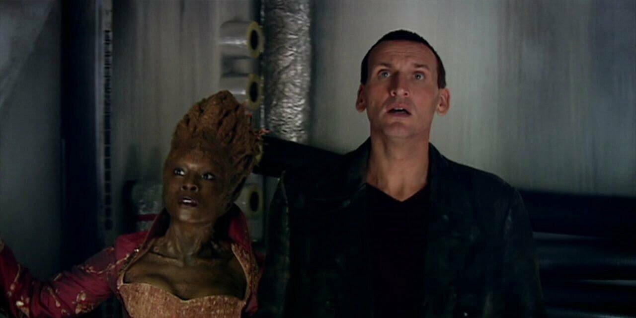 Jabe i Dziewiąty Doktor, The End of the World