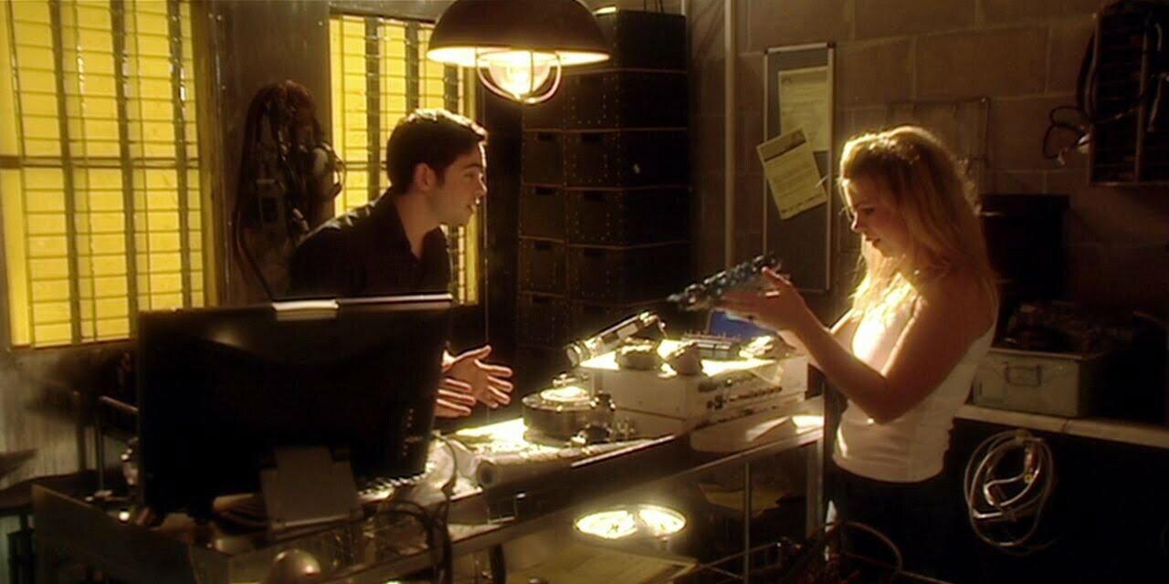 Adam i Rose, Dalek