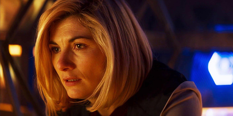 Trzynasta Doktor w TARDIS, Revolution of the Daleks.