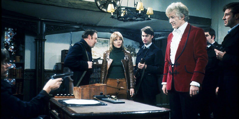 Trzeci Doktor i Jo Grant