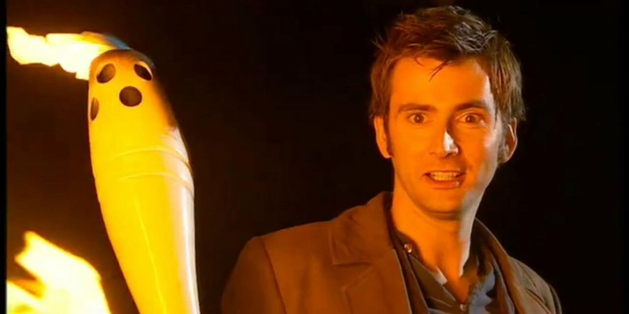 Dziesiąty Doktor, Fear Her