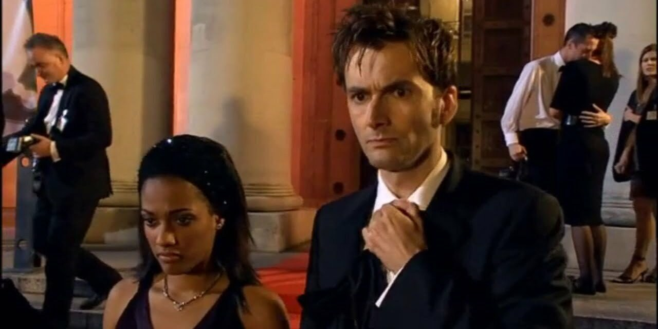 Martha, Dziesiąty Doktor, The Lazarus Experiment