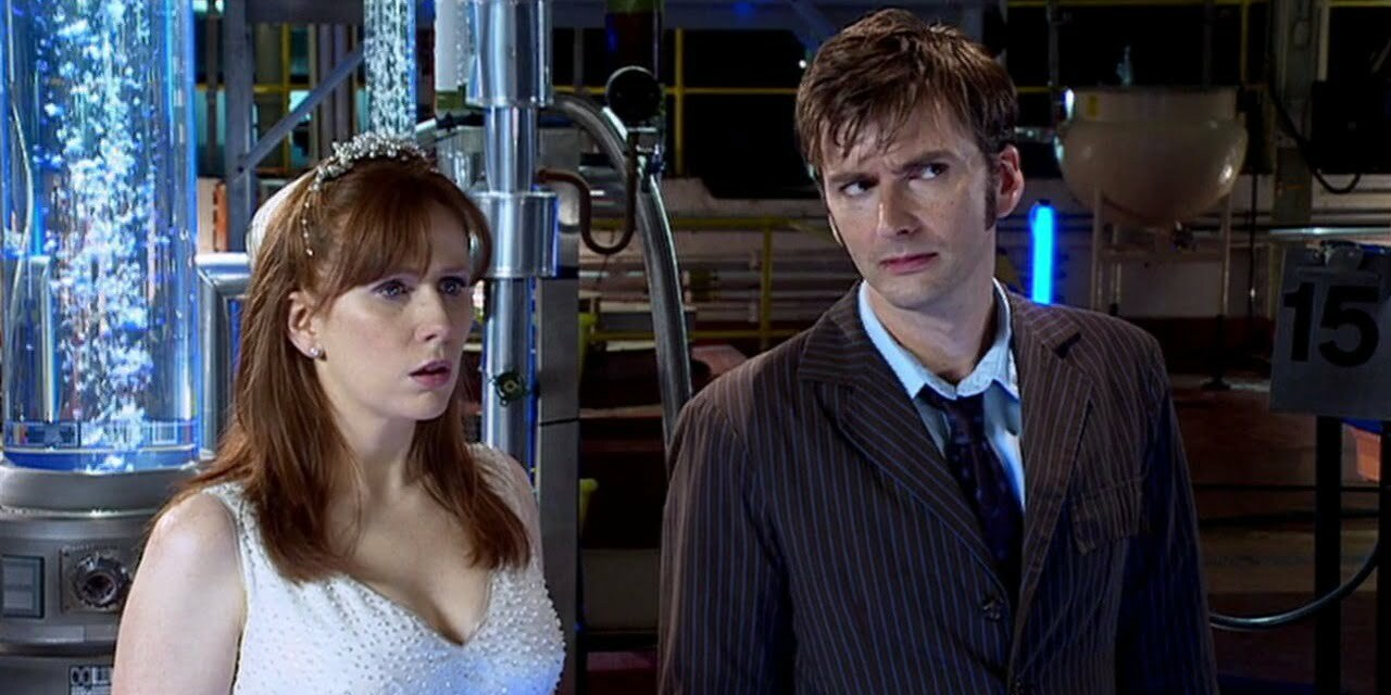 Donna, Dziesiąty Doktor, The Runaway Bride