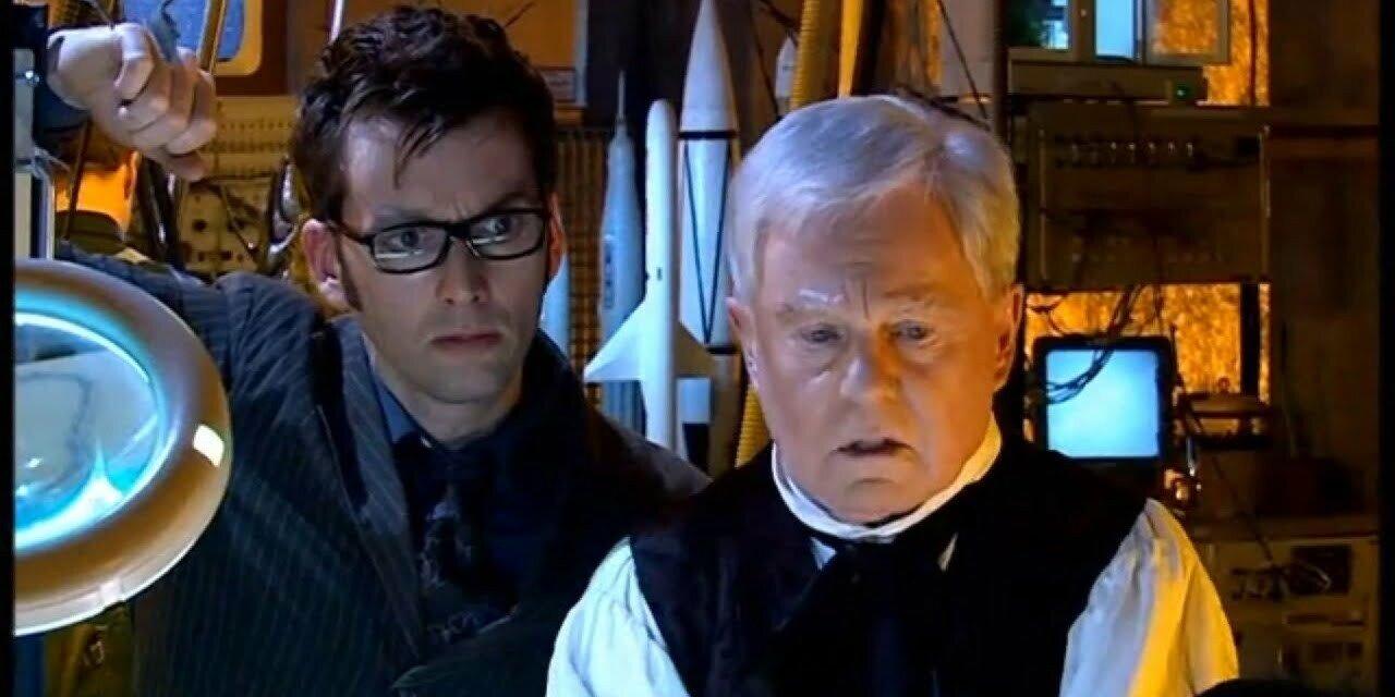 Dziesiąty Doktor, Profesor Yana, Mistrz, Utopia