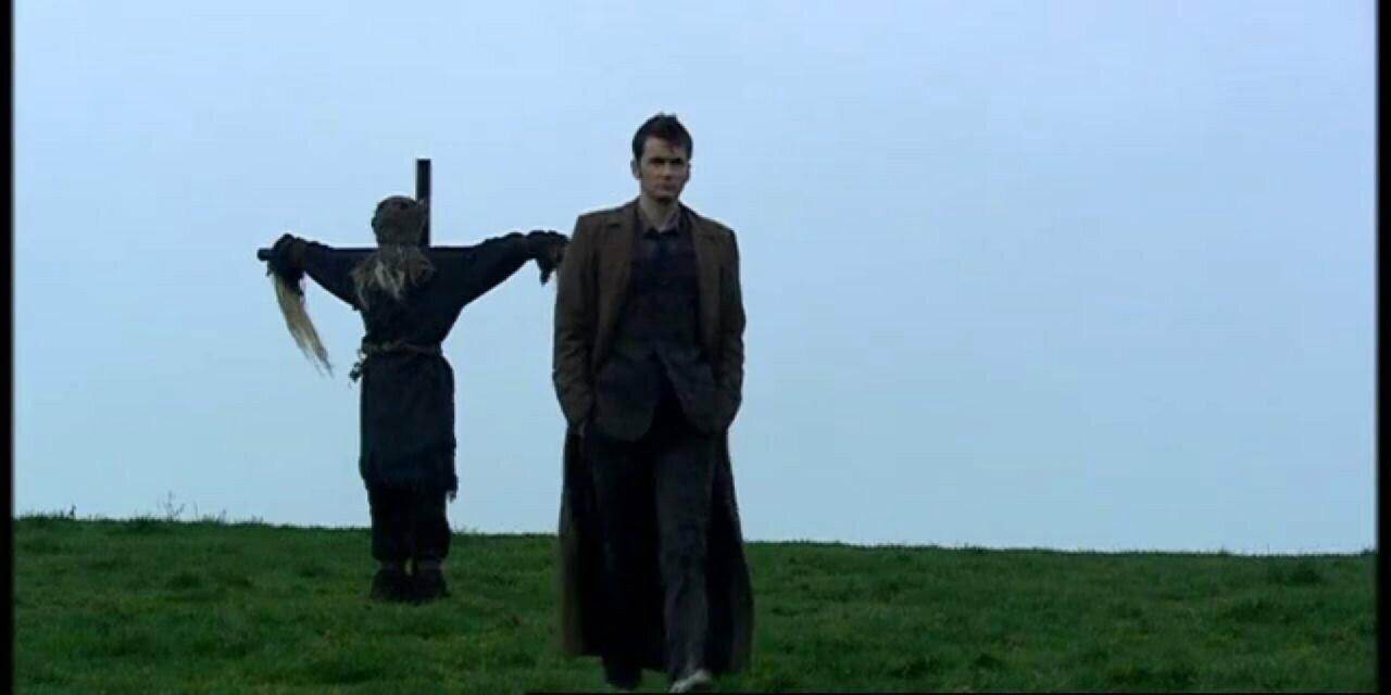 Strach na wróble, Dziesiąty Doktor, The Family of Blood