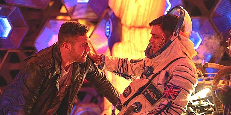 Jake i Adam w odcinku Praxeus