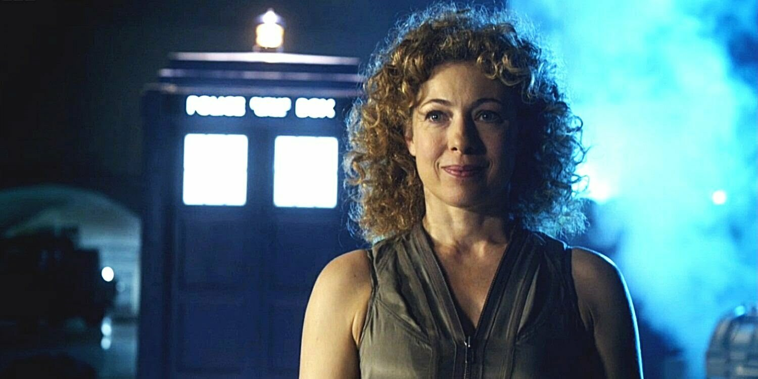 River Song w odcinku The Good Man Goes to War