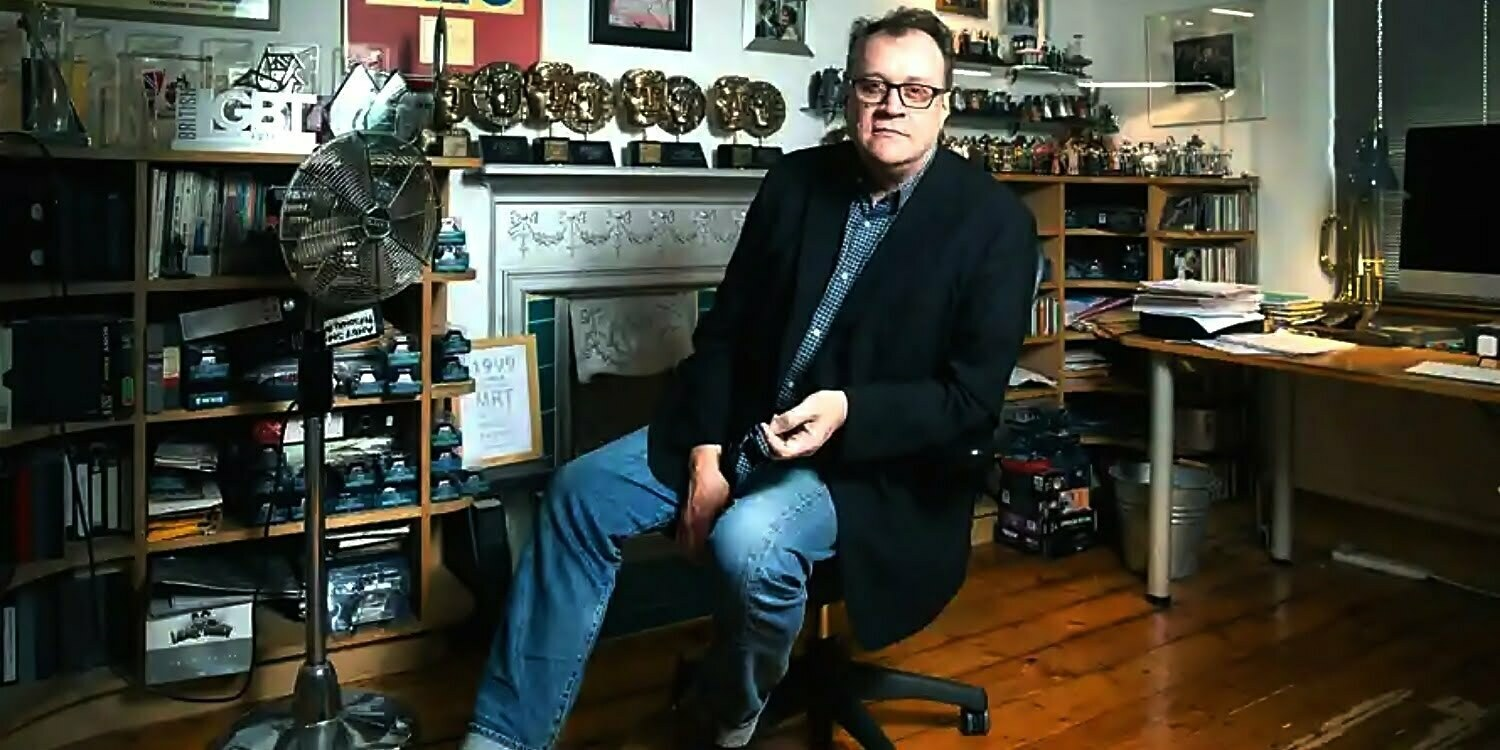 Russell T Davies, scenarzysta i producent Doctor Who w latach 2005-2009 i queerowy aktywista