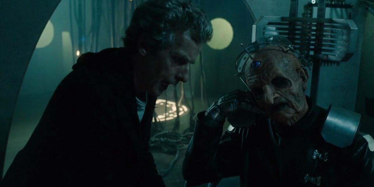 Dwunasty Doktor, Davros, Witch's Familiar