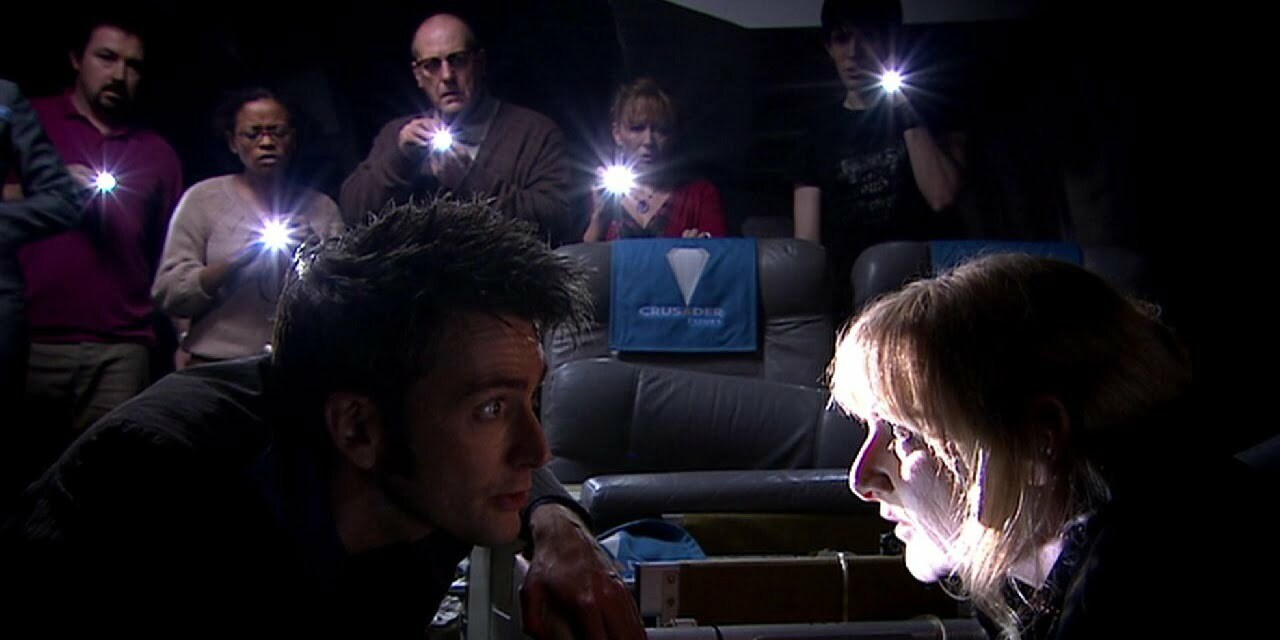 Biff, Dee Dee, profesor Hobbes, Val. Jethro, Dziesiąty Doktor, Sky, Midnight