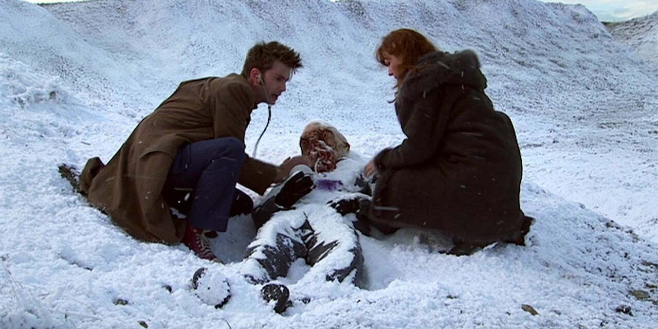 Dziesiąty Doktor, Donna, Planet of the Ood