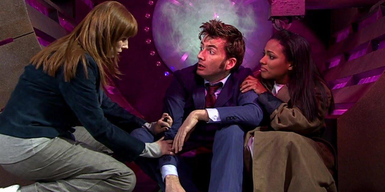 Donna, Dziesiąty Doktor, Martha, The Poison SKy